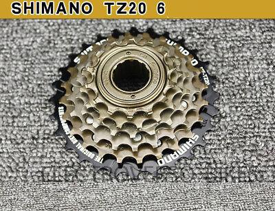 Shimano MF-TZ20 14-28 piñones Bicicletas