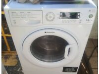 CHEAP AS CHIPS FREE DELIVERY HOTPOINT WASHER DRYER AS NEW £125.99 BE QUICK!!!