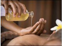 Male Massage therapist 07825250350