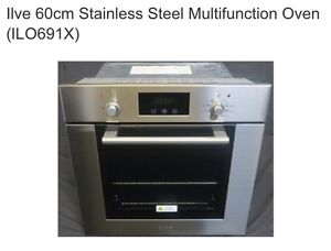 Brand New Oven ILVE x3 Fairfield Fairfield Area Preview