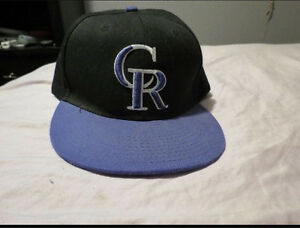Colorado Rockies Hat (SnapBack)