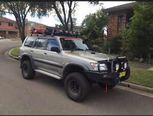 Nissan patrol 3.0L Turbo Diesel Wetherill Park Fairfield Area Preview