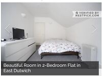 A lovely double room avalible in a 2 Bed house