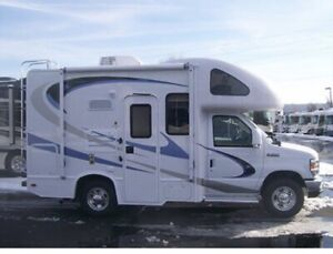 ISO small RV to rent