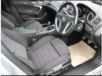 Vauxhall Insignia SRi VX-Line Sports Cloth Interior