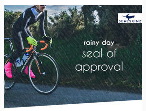 Sealskinz All Weather Cycle Glove NWT