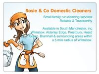 Rosie & Co Domestic Cleaning Services