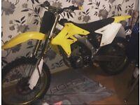 Rmz 250 08