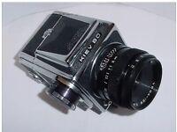 Kiev 80 Medium Format film camera