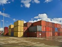 Sea Cans / Shipping Container Blowout Sale!