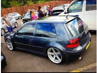 Wanted! Mk4 golf 1.4