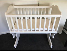White Boori Cradle Old Beach Brighton Area Preview