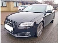 Audi A3 2.0 Tdi (138) Black Edition 5dr