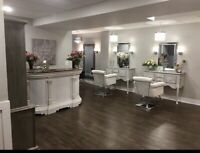 Room for rent at Platinum Beauty Lounge