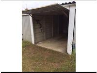 Garage and storage