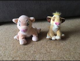 Disney Lion King Small Teddies