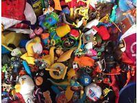 Large Bundle Job Lot of toys kids / car boot
