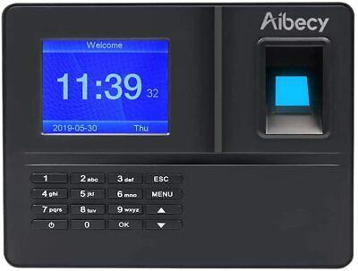 Intelligent Biometric Fingerprint Time Attendance Machine With 3.2 Inch Tft Disp