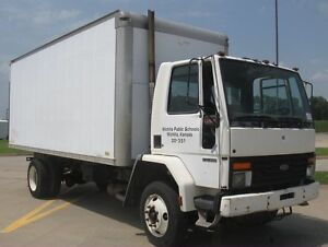 ***Looking To Buy Ford CF 7000***
