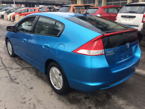2010 Honda Insight Berline**HYBRID**NAVIGATION**514-439-2991**