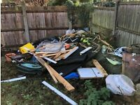 Garden clearance work free quote immediate response 👍