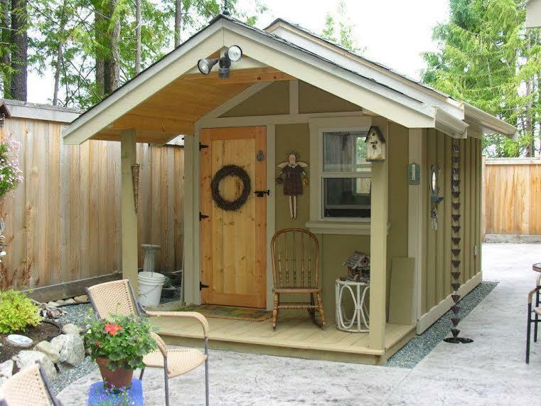 Garden sheds outdoor tools storage parksville for Gardening tools victoria bc