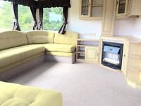 CHEAP PRIVATE SALE STATIC CARAVAN ISLE OF WIGHT ST HELENS HOLIDAY PARK NEAR NODES POINT & LOWER HYDE