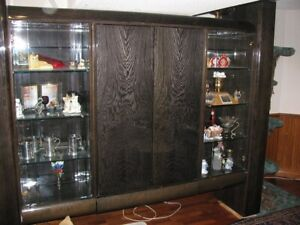 Media and bar unit from Art Shoppe $550