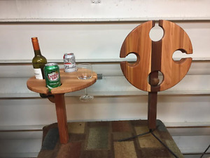 Patio or camping table