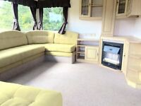 CHEAP STATIC CARAVAN ST HELENS PARK ISLE OF WIGHT NEAR NODES POINT & WHITECLIFF BAY