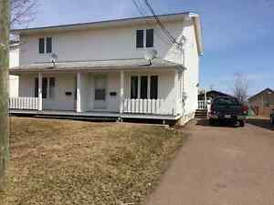 3 BDR SIDE BY SIDE DUPLEX MONCTON NEAR HENNESSEY-MAY 1