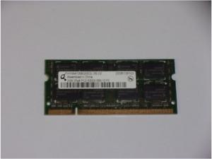Qimonda Laptop Memory 2GB PC2-5300 DDR2 200 pin