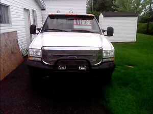 2000 Ford F-350 Cuir Camionnette