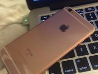 iphone 6s Rose Gold 32gb - Factory Unlocked - Brand new