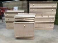 Bedroom Furniture chest of drawers Bedside Cabinet