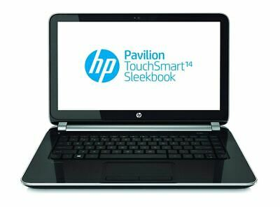New HP Pavilion 14-f020us 14-Inch Touchscreen Sleekbook Quad-Core A4-5000 750GB segunda mano  Embacar hacia Mexico