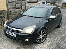 Vauxhall Astra 1.7CDTi SRi