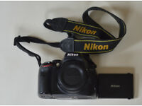 Nikon D5100 + Accessories