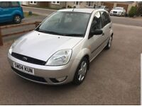 2004 Ford Fiesta Flame *LOW MILEAGE*