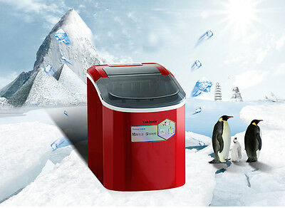 220V Automatic Ice Making Machine Commercial & Household IceCube Maker for sale  Shipping to Nigeria