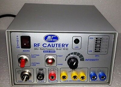 Electrosurgical Cautery 2mhz Cautery High Frequency Rf Cautery Machine Xz6