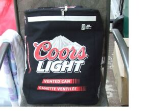 Coors Light Beer Can Cooler - NEW - $12.00