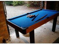 Pool table BCE 2000 series