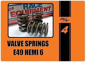 E49-VALVE-SPRINGS-Chrylser-Valiant-245-265-Hemi-suit-E49-cam-Pacer-RT-USA-Made