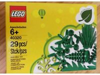 New sealed Lego 40320