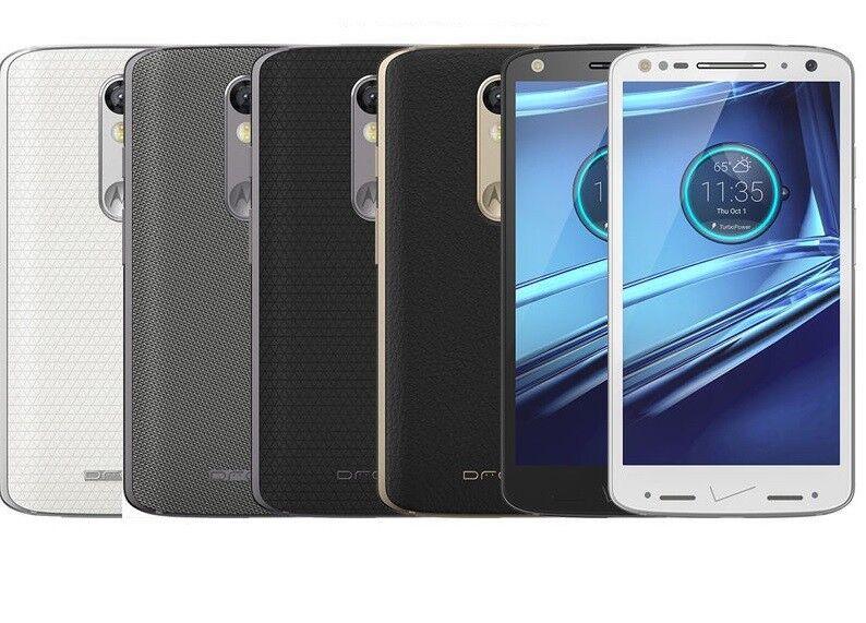 Motorola Droid Turbo 2 XT1585 (Verizon)Unlocked Smartphone Phone AT&T T-Mobile
