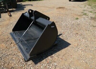 Central Fabricators 48 Backhoe Ditch Bucket