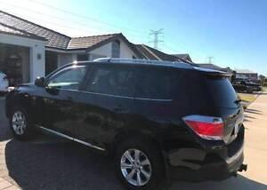 2012 Toyota Kluger Wagon