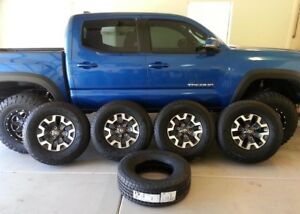 Toyota Tacoma TRD Offroad Goodyear All-Terrain Tires 265/70R16
