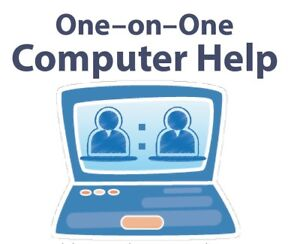Providing one on one computer help